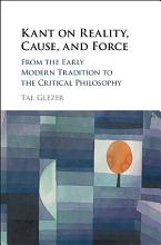 Kant on Reality  Cause  and Force PDF