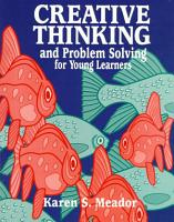 Creative Thinking and Problem Solving for Young Learners PDF