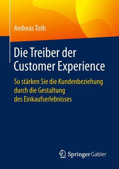 Die Treiber der Customer Experience PDF