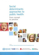 Social Determinants Approaches to Public Health