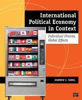 International Political Economy in Context PDF