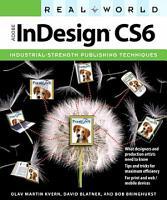 Real World Adobe InDesign CS6 PDF
