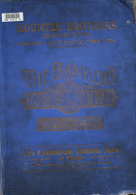 The Bankers Register and Special List of Selected Lawyers