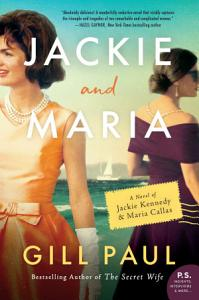 Jackie and Maria Book