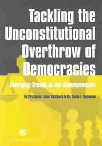 Tackling the Unconstitutional Overthrow of Democracies Book