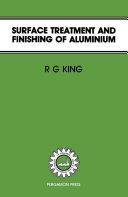 Surface Treatment & Finishing of Aluminium