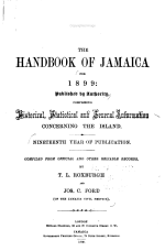 The Handbook of Jamaica for ...