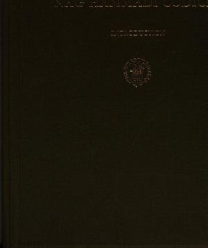 The Facsimile Edition Of The Nag Hammadi Codices Beil Zu Bd 1 Introduction