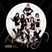 [Drum Score]사뿐사뿐(쉬운악보)-AOA: 사뿐사뿐(2014.11)[Drum Sheet Music]