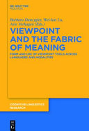 Viewpoint and the Fabric of Meaning PDF