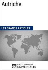 Autriche: Géographie, économie, histoire et politique