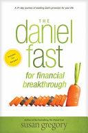 The Daniel Fast for Financial Breakthrough PDF