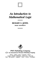 An Introduction to Mathematical Logic PDF