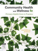 Community Health and Wellness PDF
