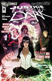 Justice League Dark (2011-) #6