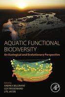 Aquatic Functional Biodiversity PDF