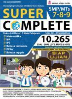 Super Complete SMP MTs 7 8 9 PDF
