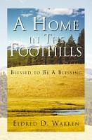 A Home in the Foothills PDF