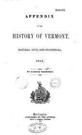 History of Vermont