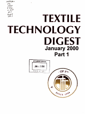 Textile Technology Digest PDF
