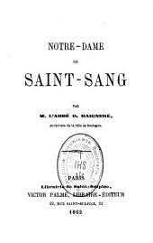 Notre-Dame de Saint-Sang