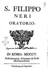 S. Filippo Neri Oratorio