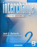 Interchange Workbook 2B