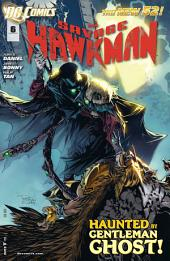 The Savage Hawkman (2012-) #6