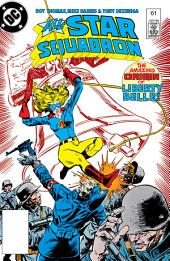 All-Star Squadron (1981-) #61