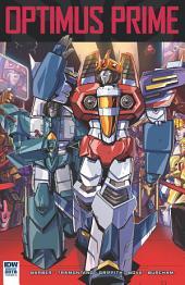 Optimus Prime Annual 2018