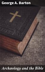 Archæology and the Bible
