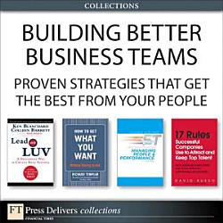 Building Better Business Teams Book PDF
