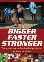 Bigger Faster Stronger 3rd Edition PDF