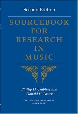 Sourcebook for Research in Music PDF