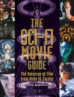 The Sci Fi Movie Guide PDF