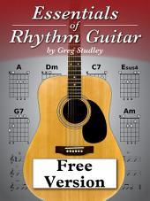 Essentials of Rhythm Guitar: Free Version