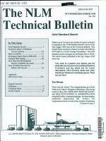 The NLM Technical Bulletin PDF