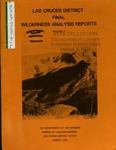 Las Cruces/Lordsburg Resource Area, MFP Amendments: Environmental Impact Statement, Volume 2
