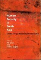 Human Security in South Asia PDF