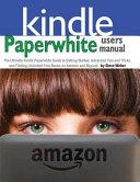 Paperwhite Users Manual