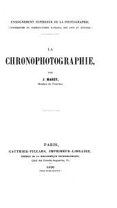 La chronophotographie