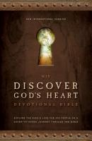 NIV  Discover God s Heart Devotional Bible  eBook PDF