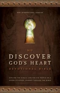NIV  Discover God s Heart Devotional Bible  eBook PDF
