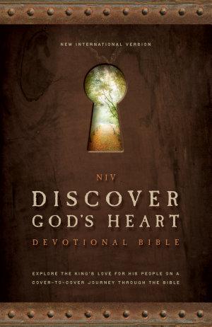 NIV  Discover God s Heart Devotional Bible  eBook
