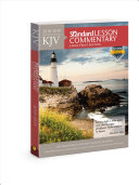 KJV Standard Lesson Commentary r  Large Print Edition 2018 2019 Book