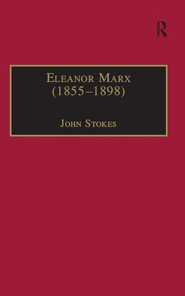 Download Eleanor Marx  1855   1898  Book