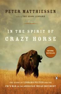 In the Spirit of Crazy Horse Book