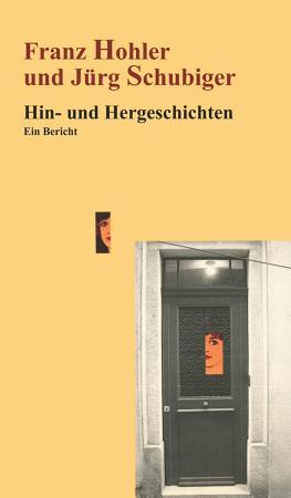 Hin  und Hergeschichten PDF