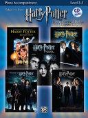 Harry Potter Instrumental Solos  Movies 1 5   Piano Accompaniment PDF