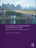 Economic Convergence in Greater China PDF